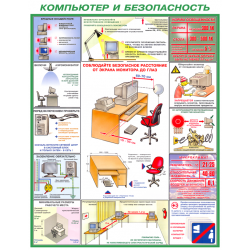 "Плакат ""Компьютер и..."