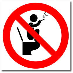Запрещается сливать в канализационные стоки