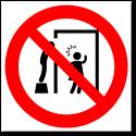 Запрещено кормить птиц