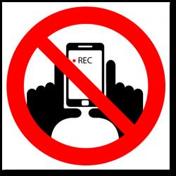 """Знак """"Запрещается делать..."""