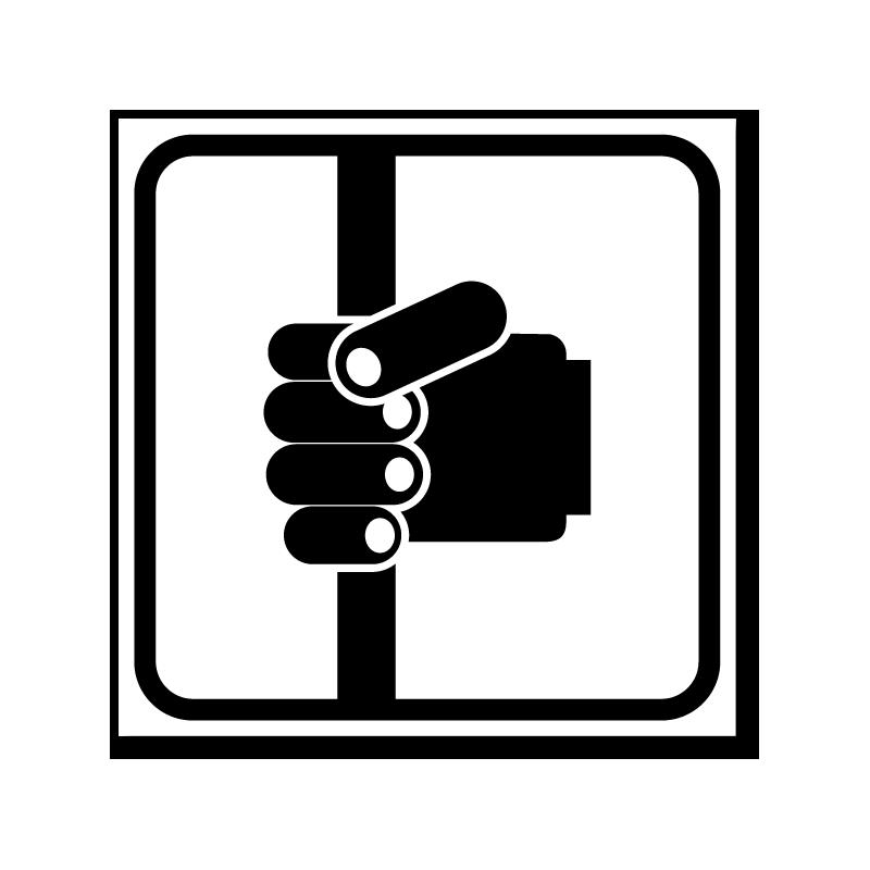 Направление к эвакуационному выходу налево фотолюм