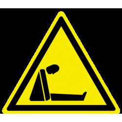"""Знак """"Внимание, Замкнутое..."""