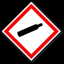 Знак Проверить загазованности помещений и колодцев