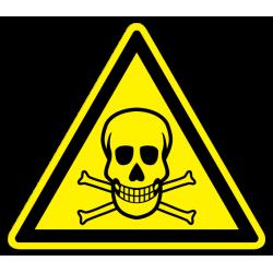 "Знак ""Опасно. Ядовитые..."