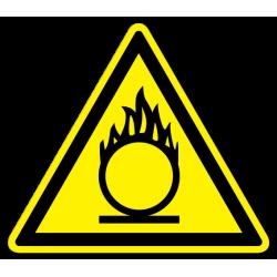 """Знак """"Пожароопасно...."""