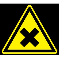 """Знак """"Осторожно. Вредные..."""
