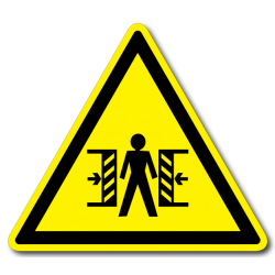 """Знак """"Внимание. Опасность..."""