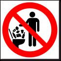 Запрещается использовать фейерверки
